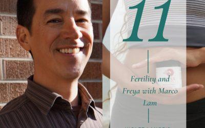 Fertility and Freya Podcast!